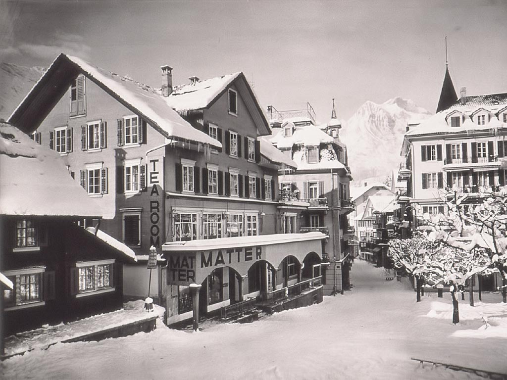 Engelberg, Switzerland.
