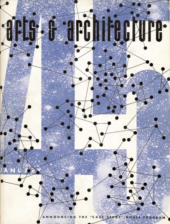 Arts & Architecture Cover
