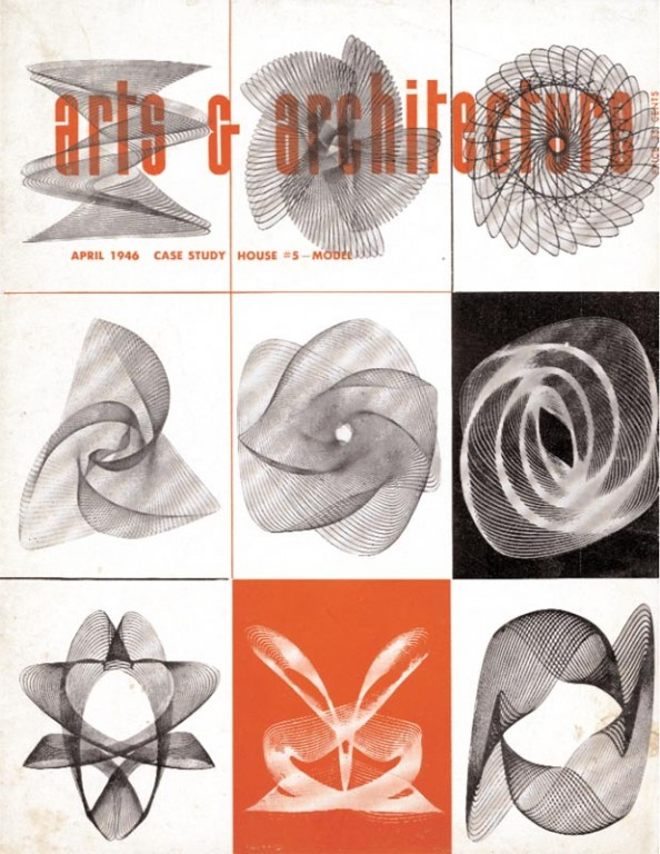 Arts & Architecture Cover, April 1946