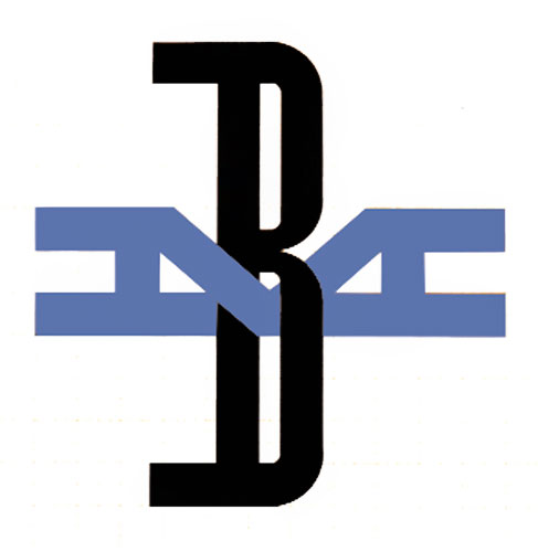 Boston and Main Railroad Logo