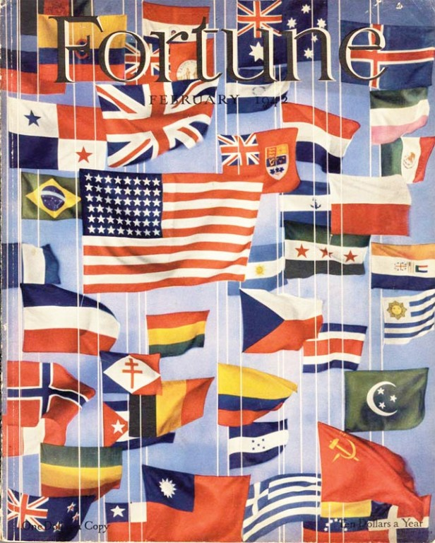 Fortune Cover, February 1942