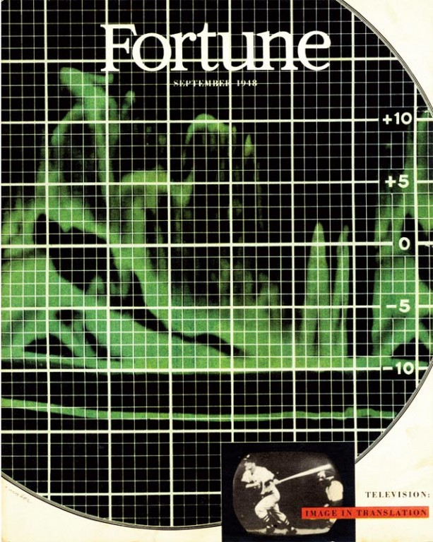 Fortune Cover, September 1948