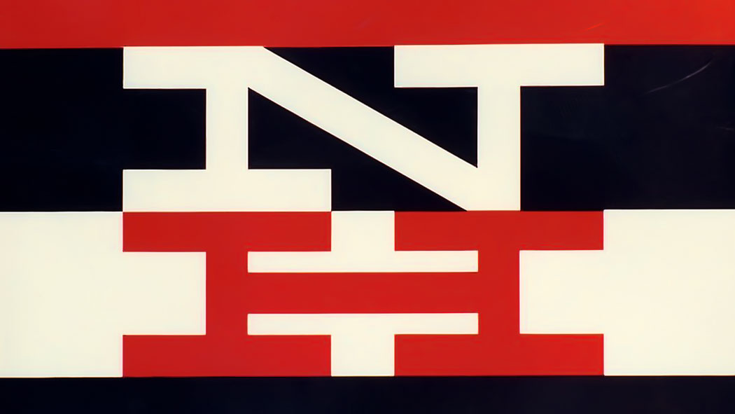 New Haven Railroad Logo Development by Herbert Matter